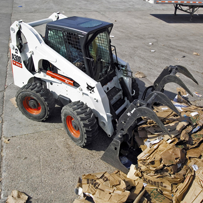 All-Wheel Steer Loaders at AMS Bobcat Ltd